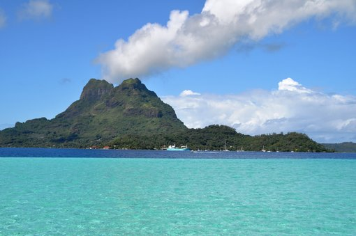 French Polynesia at low cost