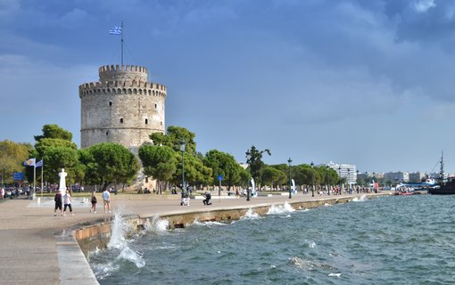 Top 5 Places to Visit in Thessaloniki