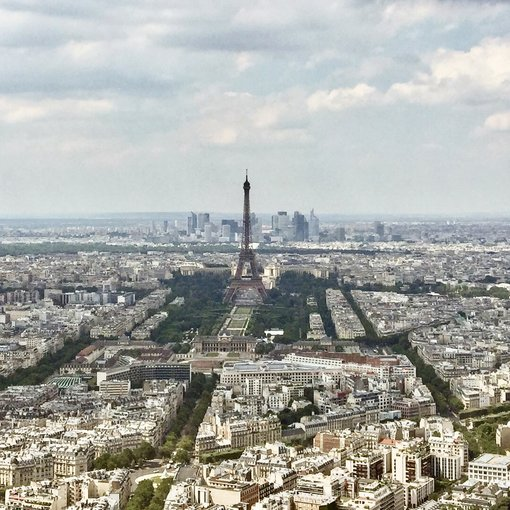 2 Alternatives to the Eiffel Tower for a great view of Paris