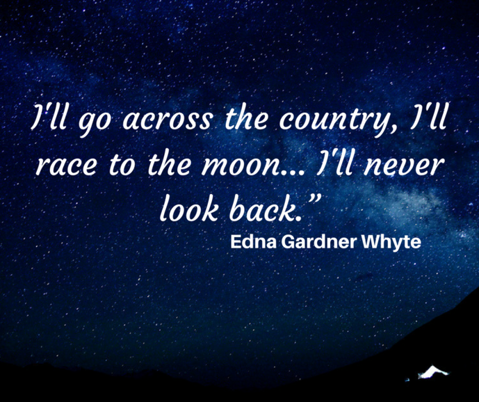 Edna Gardner Whyte was an American aviator and an air racer.