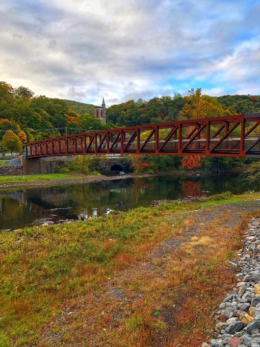 Jim Thorpe: The Best Fall Destination in The Pocono Mountains, PA