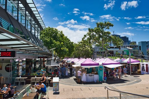 Brisbane City Markets