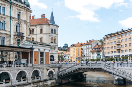 What to See in Ljubljana on A Short City Break