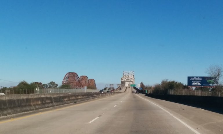 Louisiana bridges