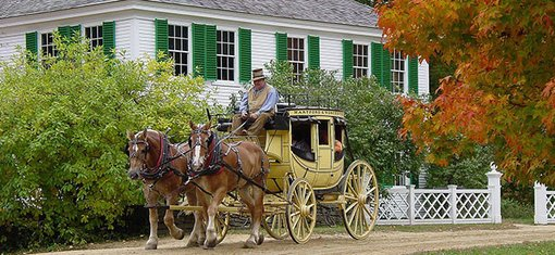 Day Trips Near Boston
