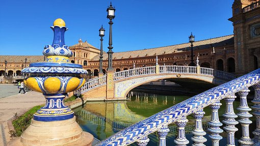 Seville, City of Ceramic Tiles