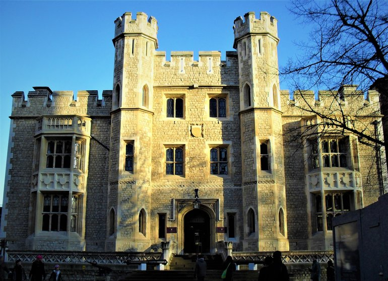 The Jewel House, Tower of London