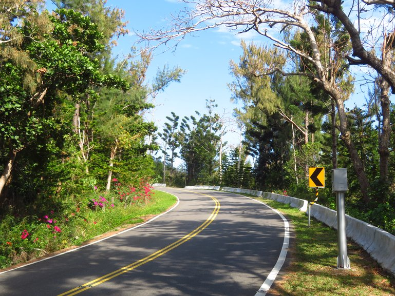 Your typical Kenting road