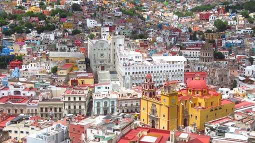 Guanajuato: Main Bus Station to Historic City Center by Bus