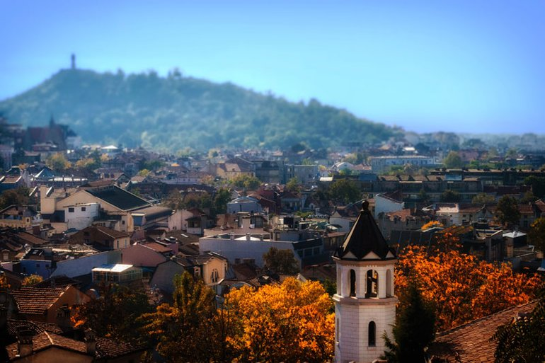 City of Plovdiv