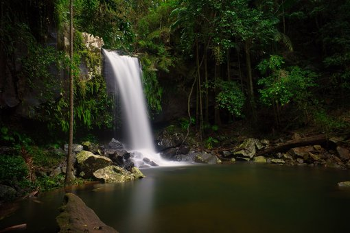 Easy Waterfalls to See in The Gold Coast Hinterland