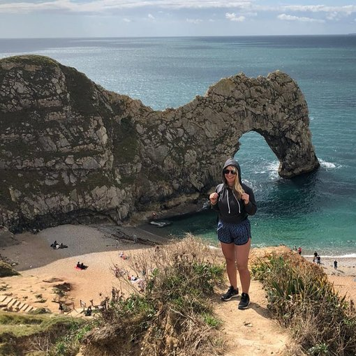 A Weekend in Weymouth: Durdle Door and Lulworth Cove