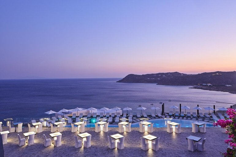 Royal Myconian Resort and Thalasso Spa, Mykonos