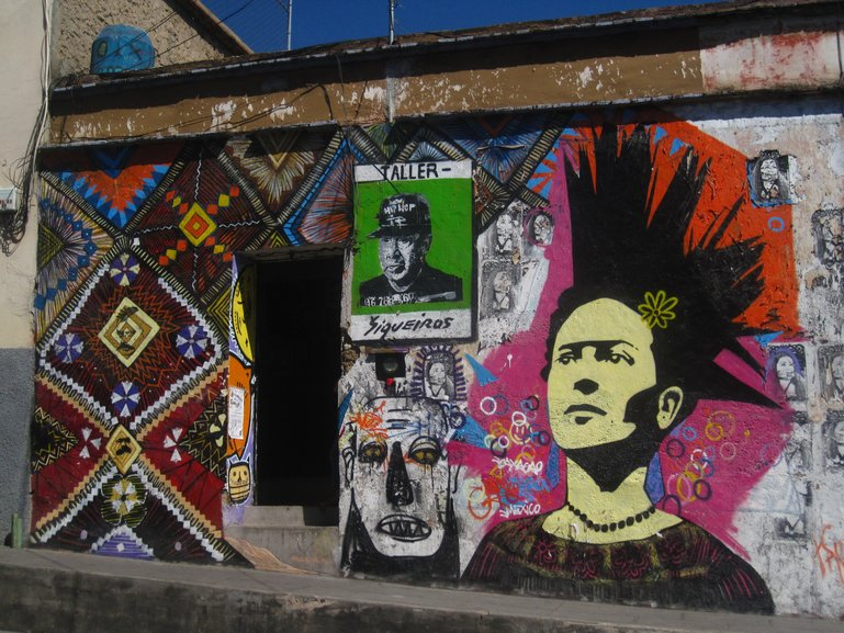 Street Art of Oaxaca