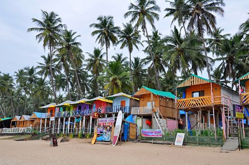 Top Tips for Goa on Transport, Accommodation and Food