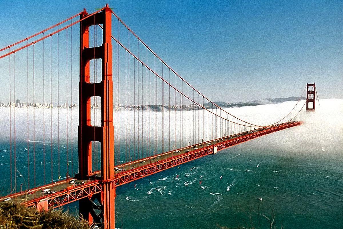 How To Cross The Golden Gate Bridge For Under 3
