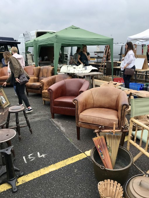 The Most Quirky Vintage Markets In Europe