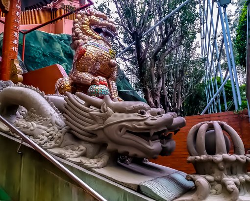 Hidden Gems of Hong Kong: Temple Hill (Tsz Wan Shan)