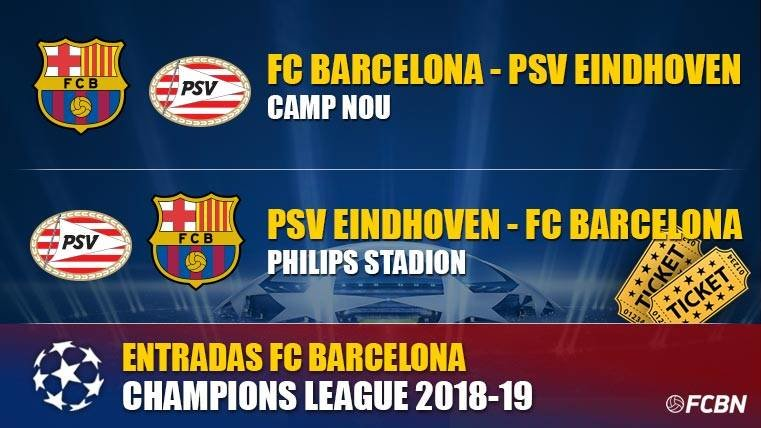 FC Barcelona next Champions League games