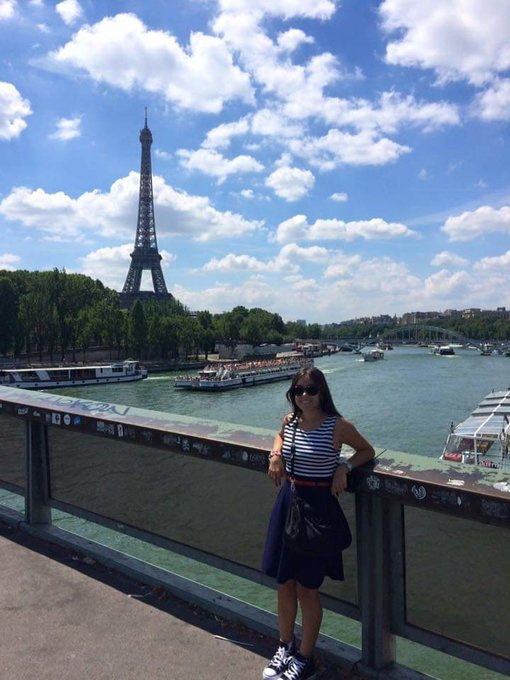 Why I am in love with Paris