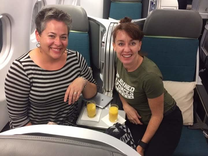 Aer Lingus Business Class to Dublin
