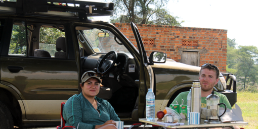 Simple Car Maintenance Tips on a Self drive Uganda safari