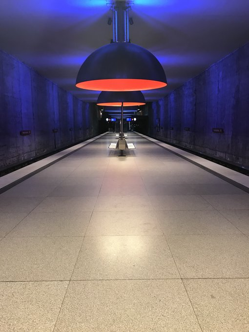 Subway beauty Munich