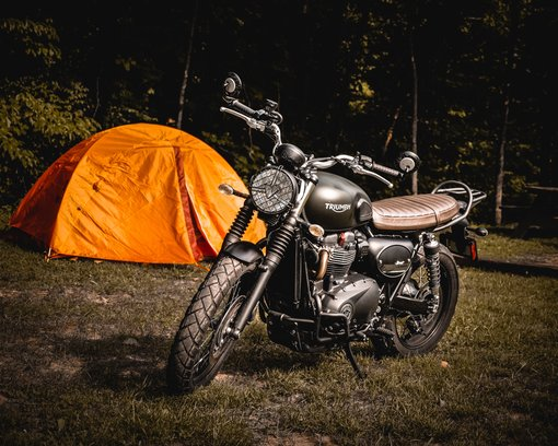 Motorcycle Camping – Starter Guide