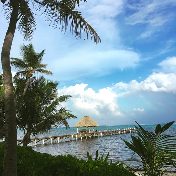 Ambergris Caye Sunny Skies