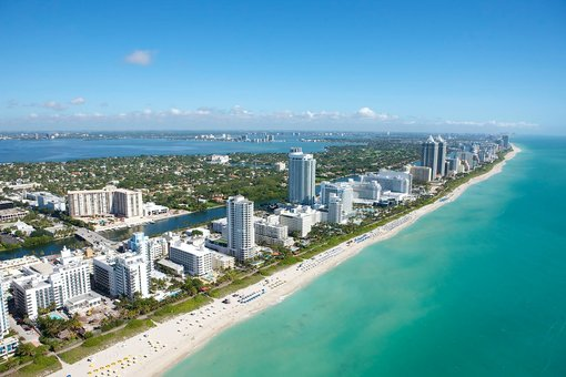 Miami Beach, One of The Most Famous Tourist Destinations