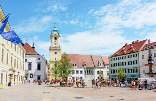 Bratislava – What to See on A One Day Trip