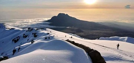 Hiking Mount Kilimanjaro, Tanzania