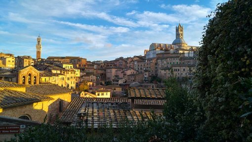 Siena, Italy – city of architecture and art