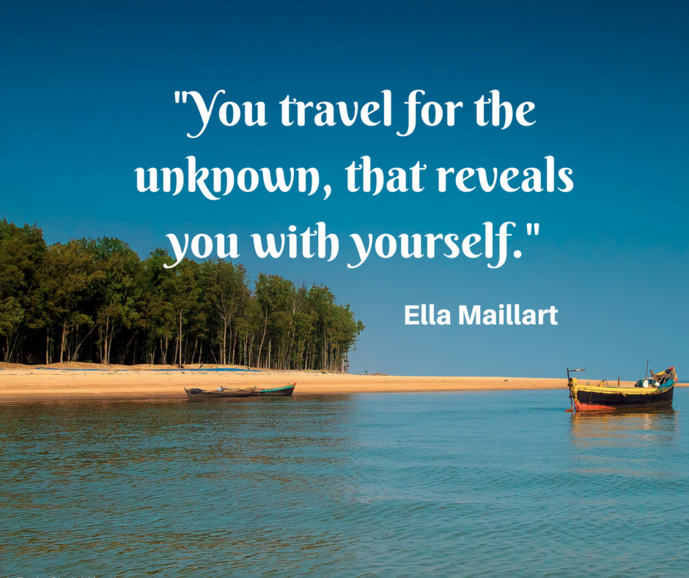 Ella Maillart was a French-speaking Swiss adventurer, travel, writer, and photographer.