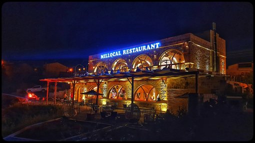 Millocal Restaurant - Dine with a Privileged view