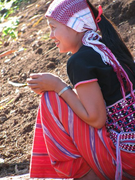 Lahu Tribe in Thailand