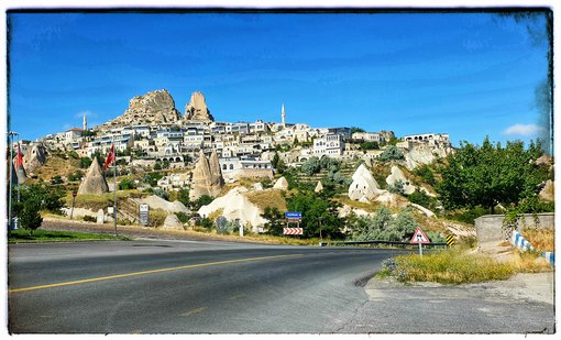 Explore the Valleys of Cappadocia - Bağlıdere Valley (Love Valley)