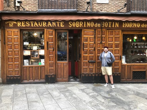 Where to eat in Madrid? – The oldest restaurant in the world