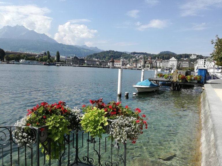 Lakeside of Lucerne