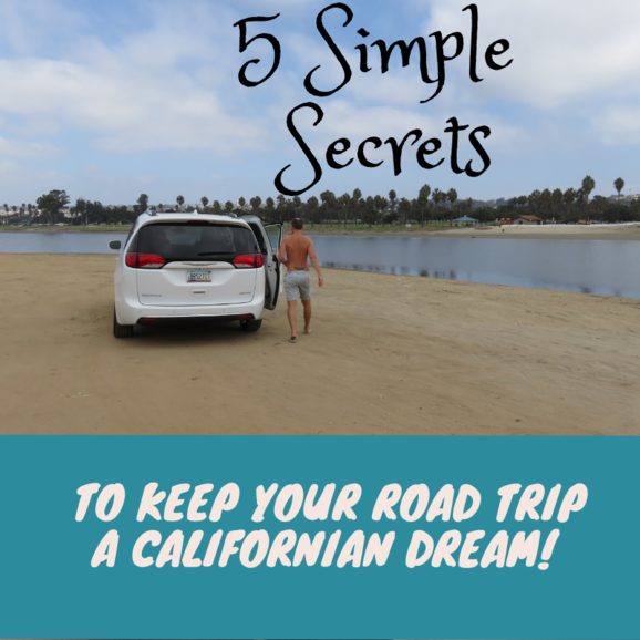5 Simple Secrets for a Californian Dream Road Trip with Kids
