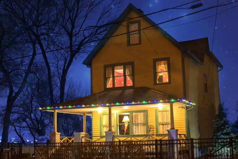 Christmas Story House.A Christmas Story House