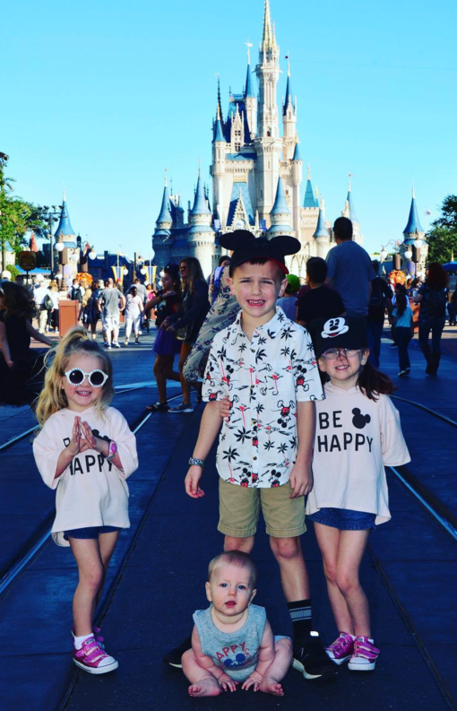 Disney World with Young Kids