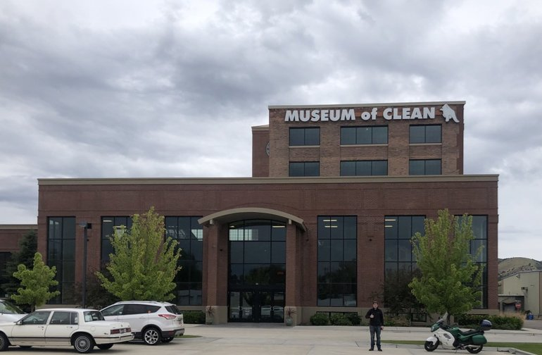 Museum of Clean Pocatello ID