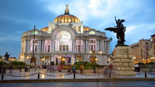 Mexico City, the city of palaces