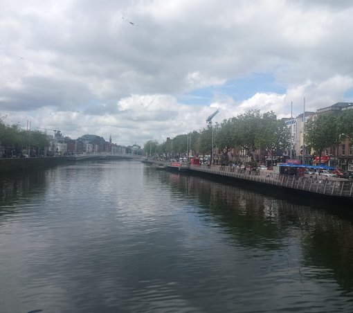 Visiting Dublin City