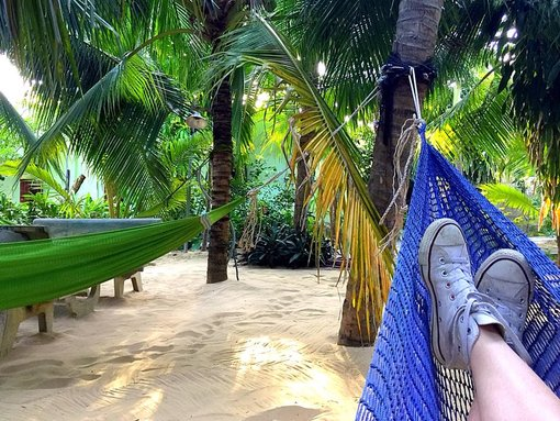 Where to stay in Mui Ne, Vietnam for $16 a day