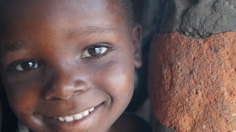 Friendly face in Mozambique