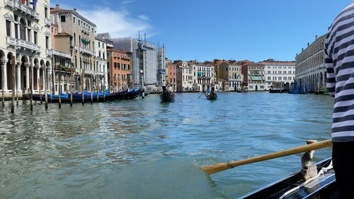 Venice Best Kept Secret.... a €2.00 Gondola Ride!
