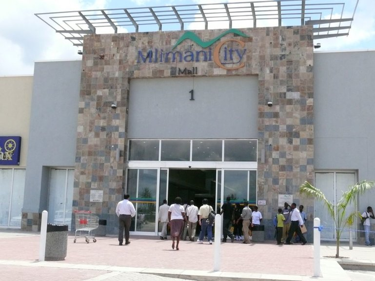 Mlimani city mall