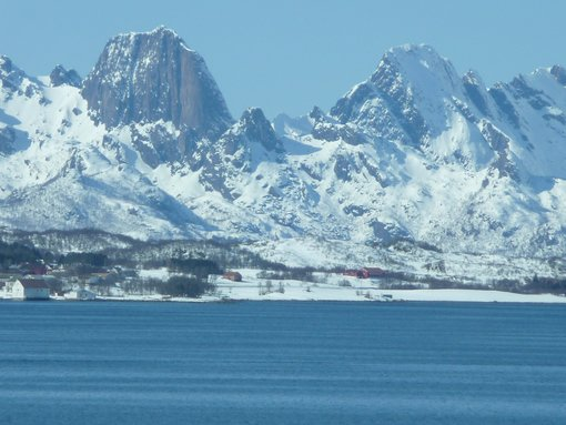 Norway's West Coast by Hurtigruten: the Scenery
